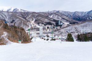 苗場_Naeba ski resort_(越後湯澤區域最大的雪場)
